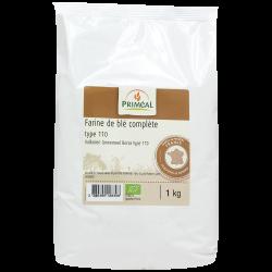 Farine de blé T110 - Priméal DLUO 07/2021