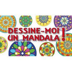 Dessine moi un Mandala 7-77 ans