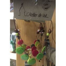 Collier  - Atelier de Val