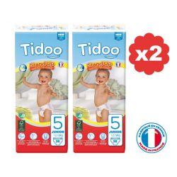 Pack économique STAND UP 12 à 18 kgs T5 couches culottes  TIDOO