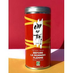 BEFORE LA MORNING FLEMME / BOOST - BIO - 100g - OHMYTEA