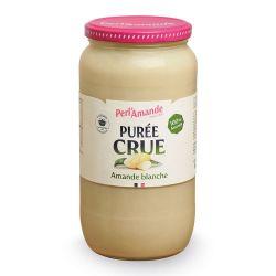 Purée d'amandes blanches bio - 1kg - Perlamande