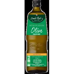 Huile d'Olive Vierge Fruité Vert Bio 1L - Emile Noel