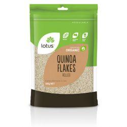 Flocons de quinoa bio 300g - Lotus DLUO 09/21
