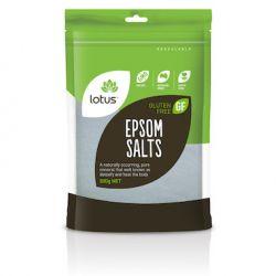 Sel d'Epsom - 500g
