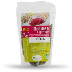 Graines à Germer Soja Vert Bio 200g
