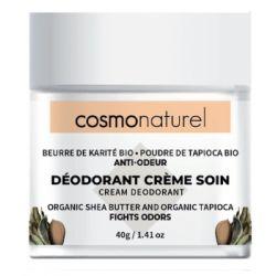 Déodorant Crème Soin BIO - 40g