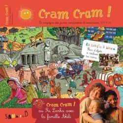 Cram cram au Sri Lanka 6-12 ans
