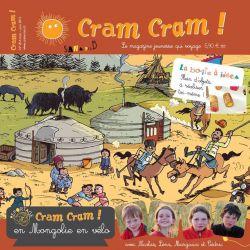 Cram cram en mongolie 6-12 ans