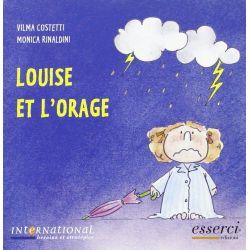 Louise et l'orage à partir de 3 ans