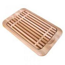 Planche à pain en bois FSC avec grille