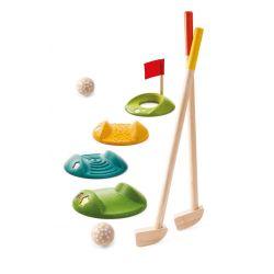 Mini golf set complet pour 2
