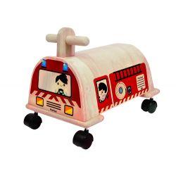 Camion de pompier a conduire