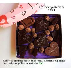 COFFRET CHOCOLATS SAINT VALENTIN