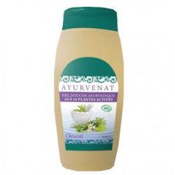 Gel douche ayurvedique au 18 plantes 200 ml