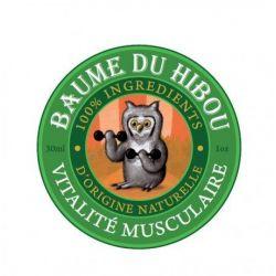 Baume du hibou vitalité musculaire 30ml