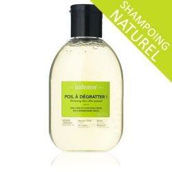Shampoing POIL A DEGRATTER ! doux ultra apaisant