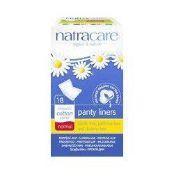Protège slip NORMAL pochette individuelle Natracare