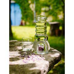 Carafe broc cristaux 1L