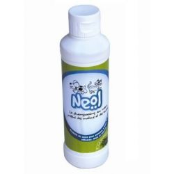 Shampooing antiparasite animaux domestiques