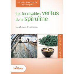 Les incroyables vertus de la spiruline - un aliment d'exception