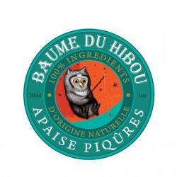 Baume du hibou apaise piqures 30ml