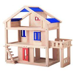 Maison terrasse en bois